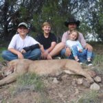 youth mountain lion hunt
